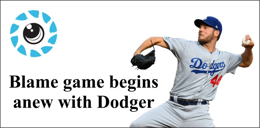 MLB playoff Take ways: Blame game starts anew with dodgers in issues