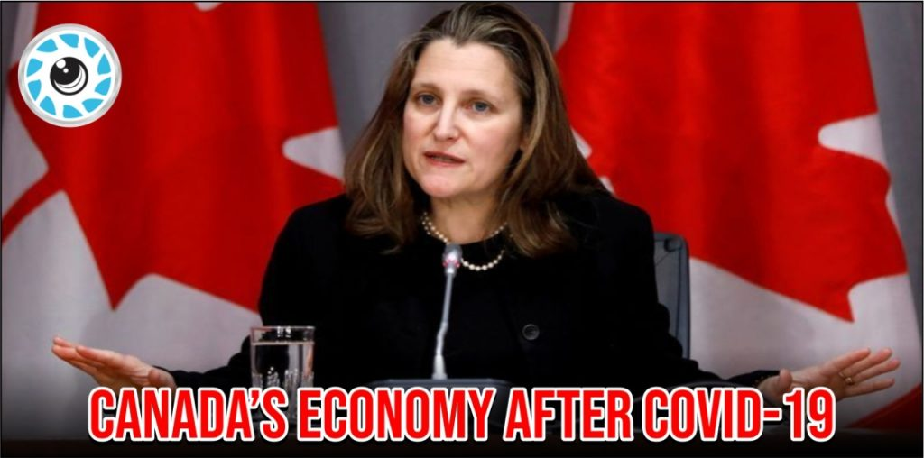 Canada's Economy recovery falters amid renewed COVID-19 restrictions