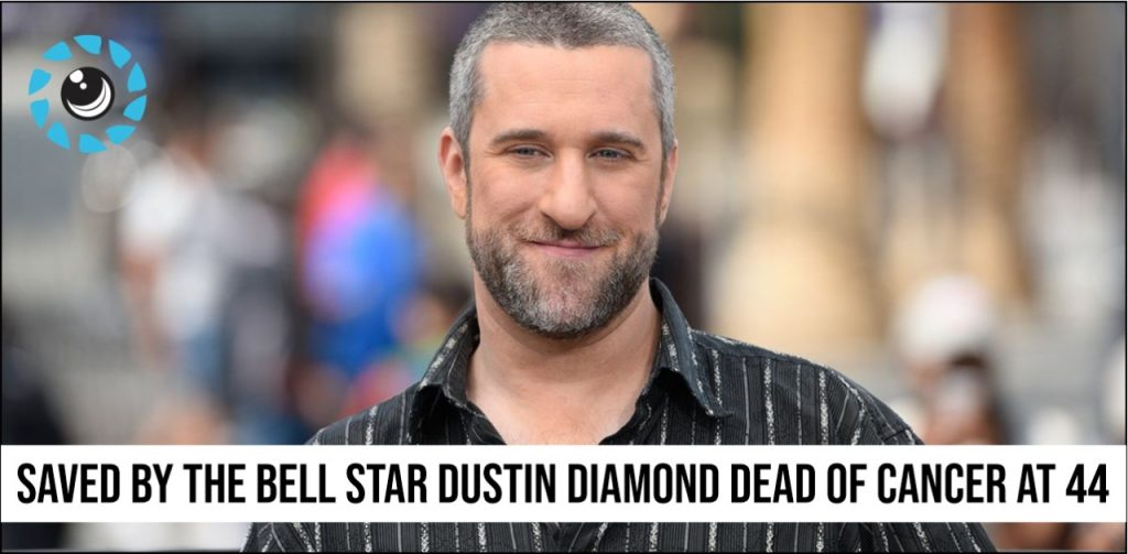 Saved by the bell star Dustin Diamond dead of cancer at 44