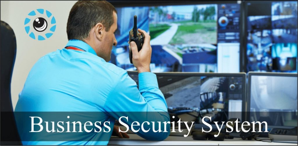 Business Security System plan